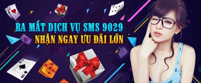 GỬI ĐẾN 9029 - Ra mắt hệ thống nạp tiền qua tin nhắn mới