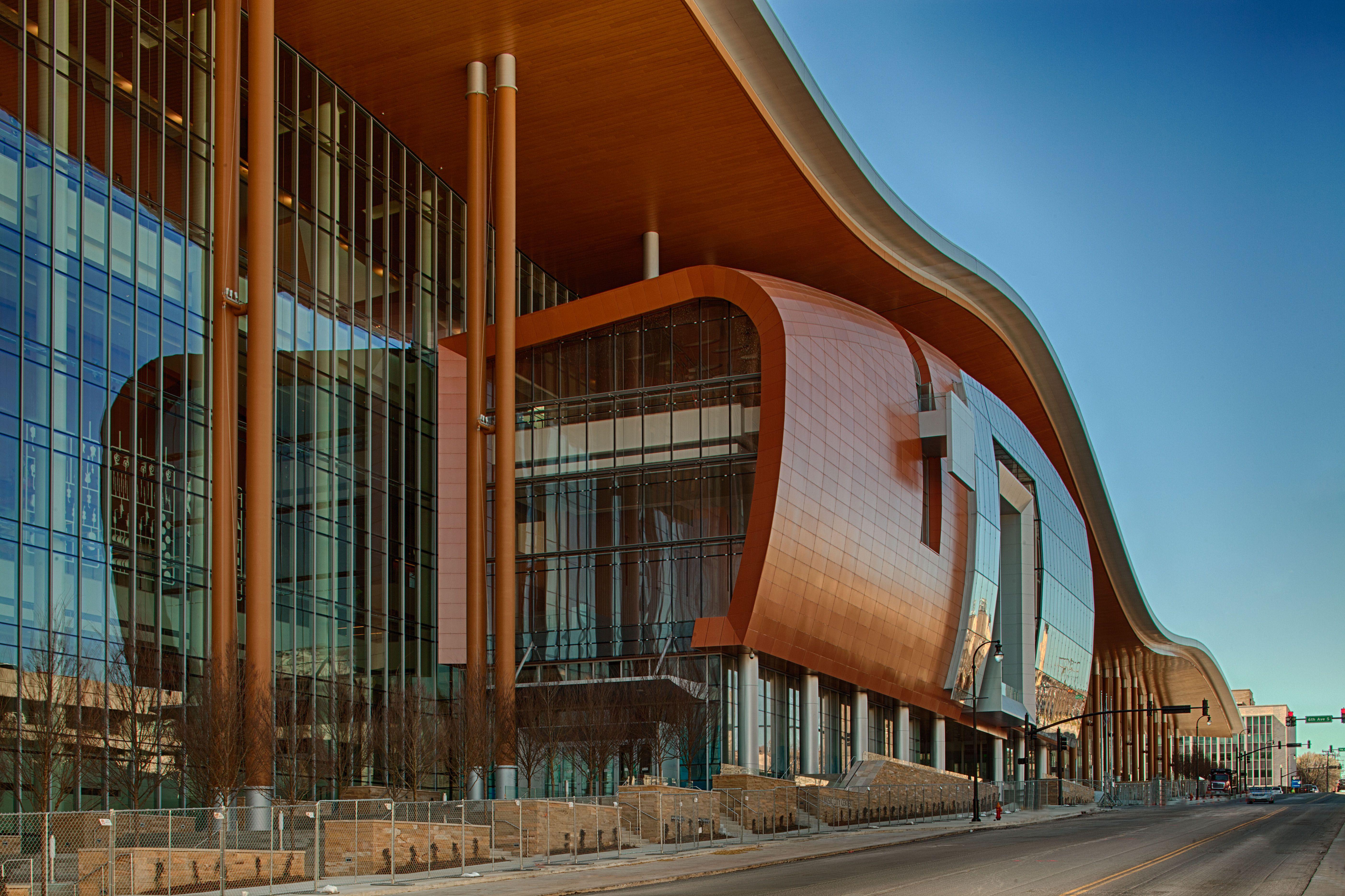 Nashville Tn Nashville Music City Center Theater Architecture Music City Music City Nashville