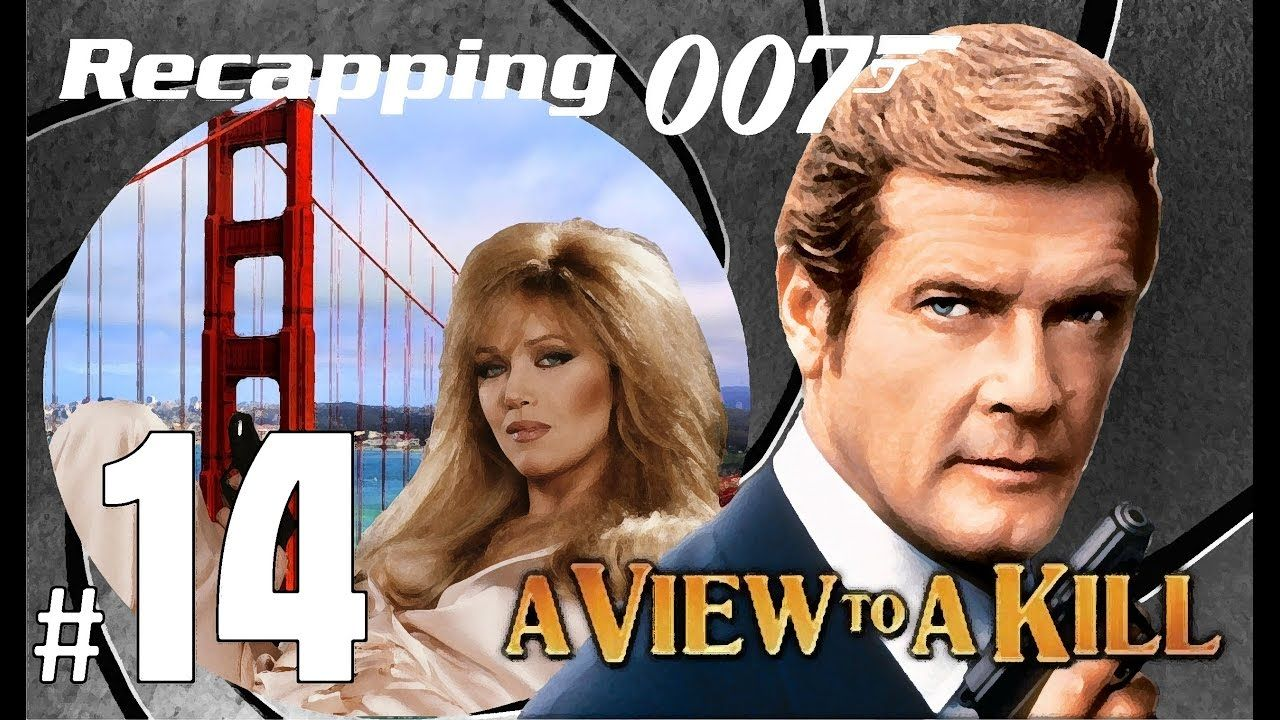 Recapping 007 14 A View To A Kill 1985 Review Baywatch
