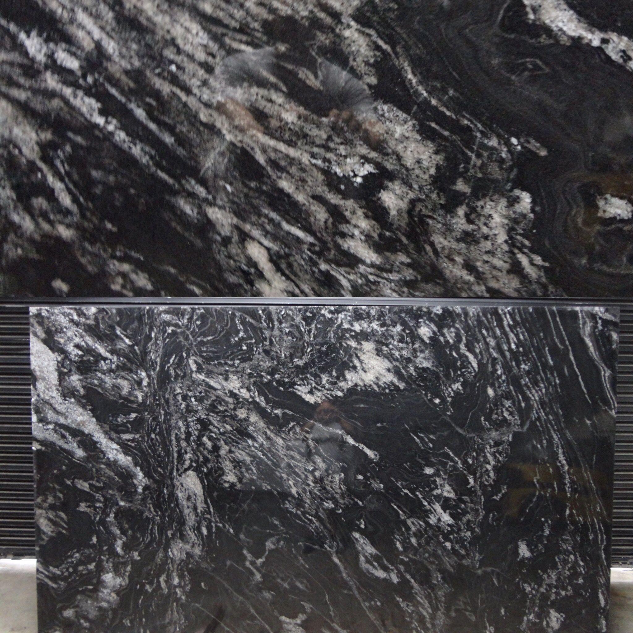 Oscuro Mist Polished Side Granite