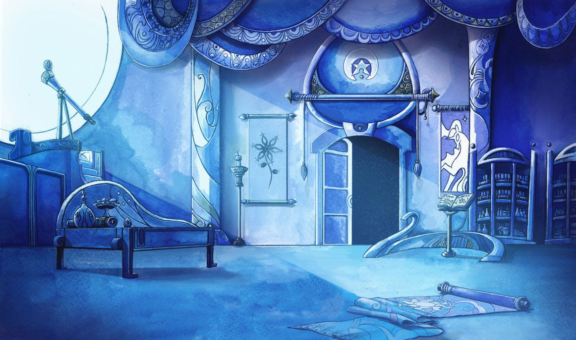 Lullaby for a Princess Luna's room background by cmaggot