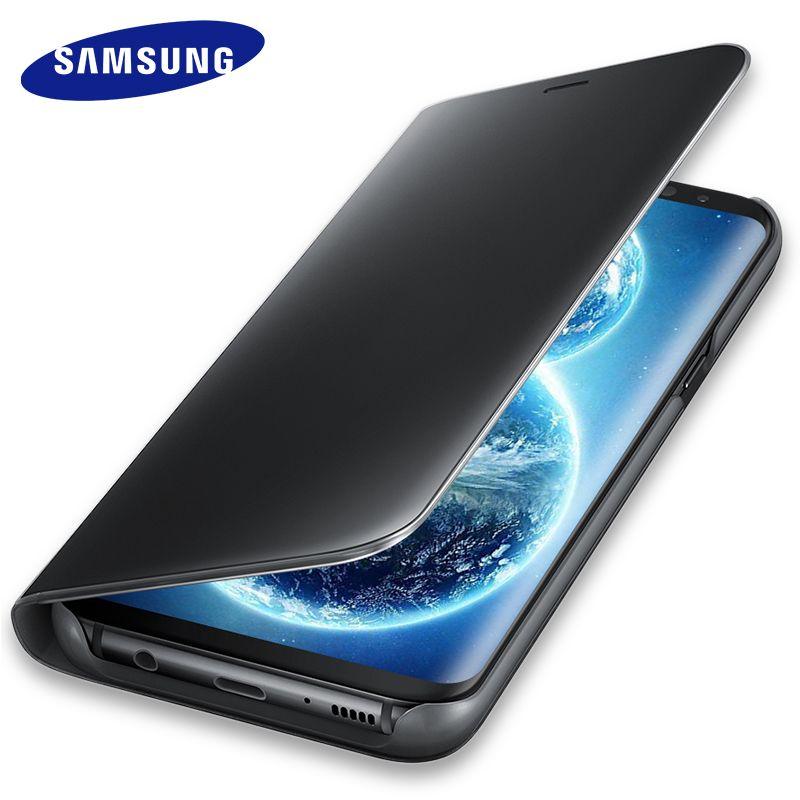 online store 2c785 a78a4 best price samsung s8 s8 plus 100 original smart dormant phone case ...