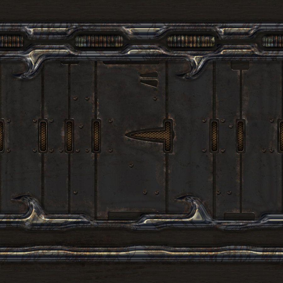 Alien Hardware Sci Fi Texture Set Work In Progress By