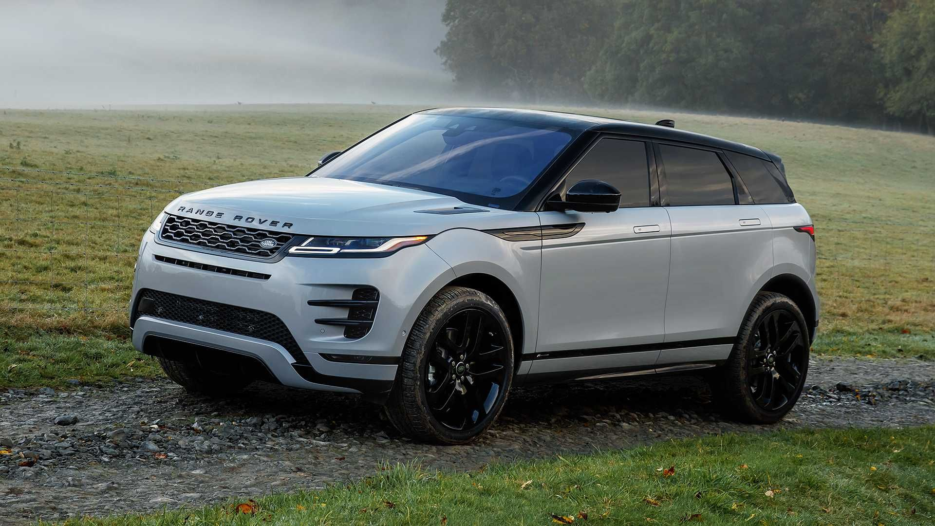 Land Rover Has Unveiled The All New Second Generation Range Rover
