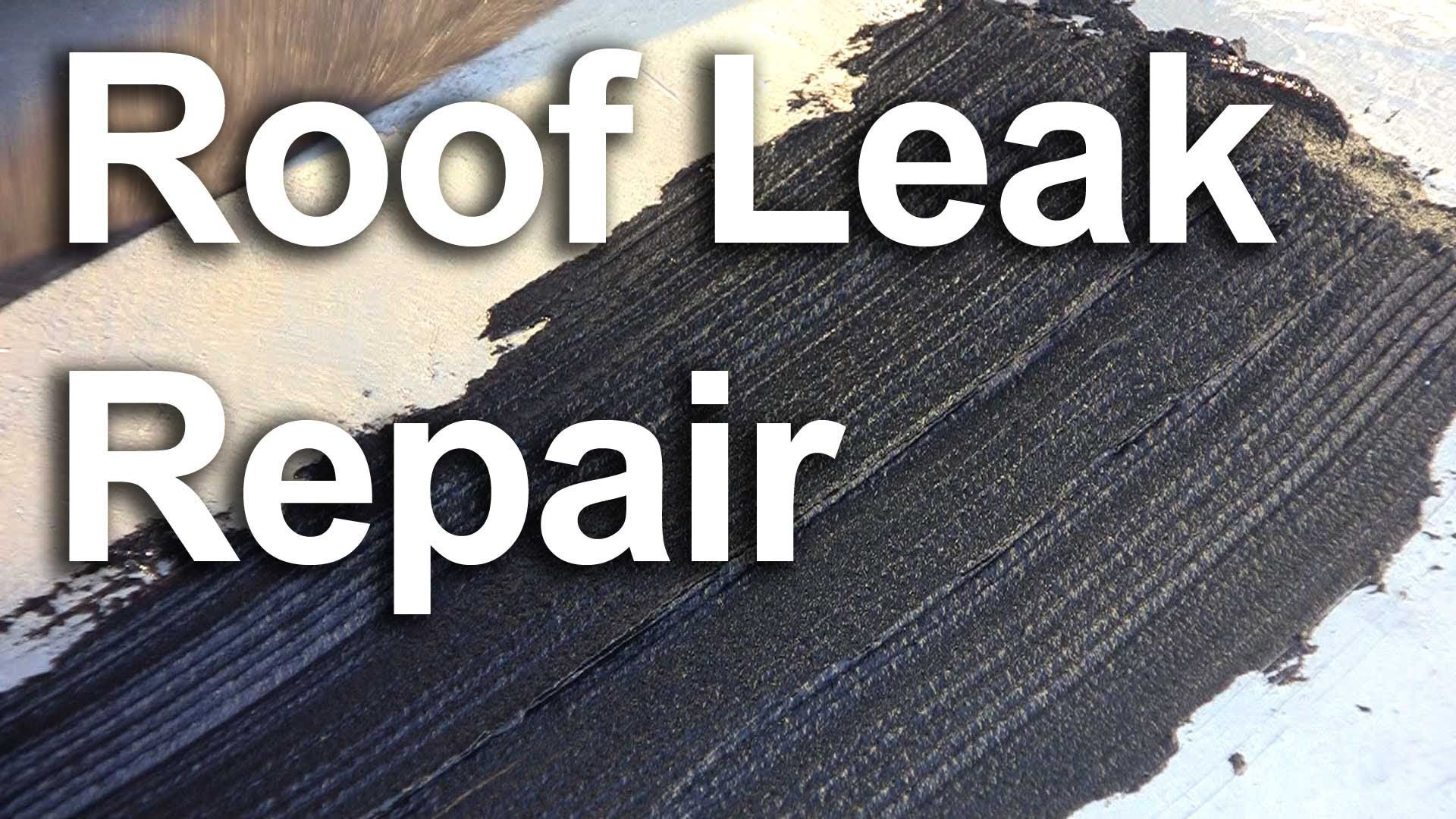House Roof Leaking http://www.mobilehomerepairtips