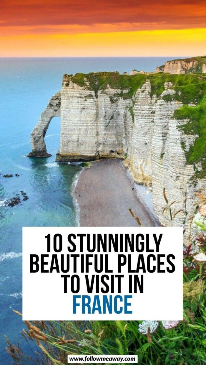 10 Stunningly Beautiful Places You Must Visit In Northern France -   18 travel destinations Paris beautiful places ideas