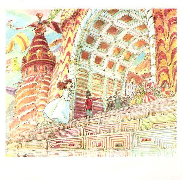 Buta Connection Butaghibli さん Twitter Ghibli Art Studio Ghibli Art Miyazaki Art