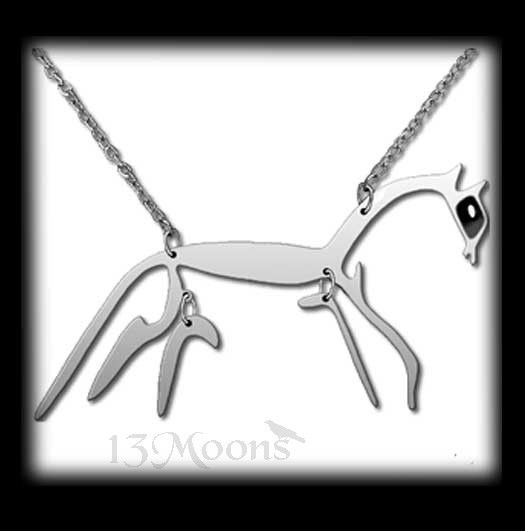 Epona necklace by oberon zell just more jewelry pinterest epona necklace by oberon zell aloadofball Gallery