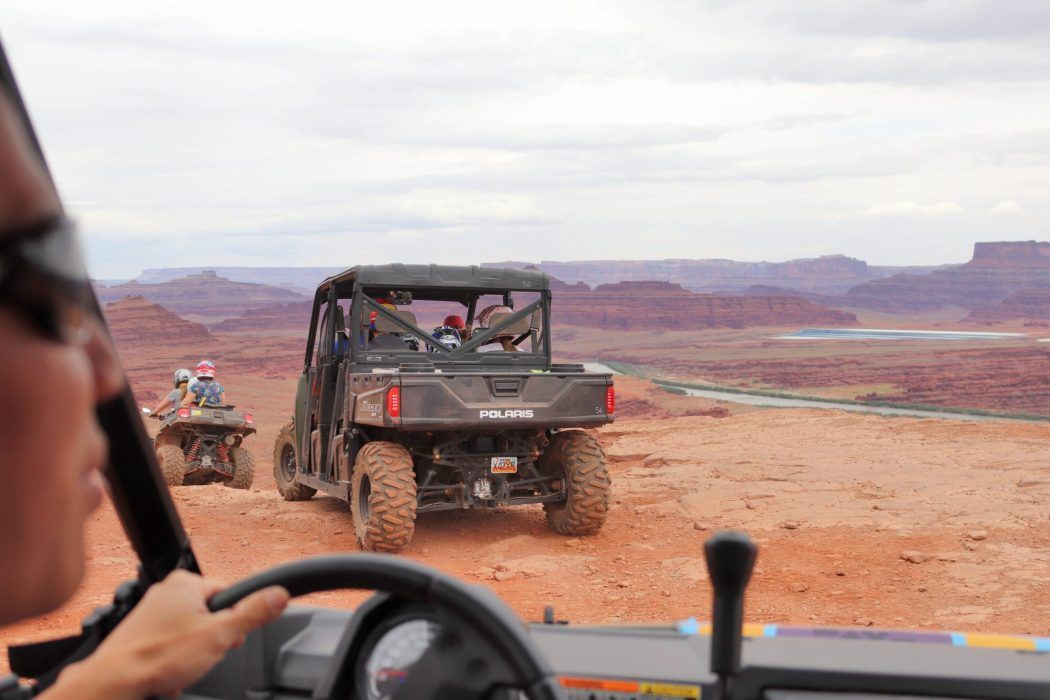 How to make the most of a weekend in moab simply wander