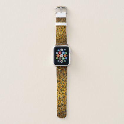 Apple Watch mit Funkeln Glitzern und Bling Bling! Apple Watch Band