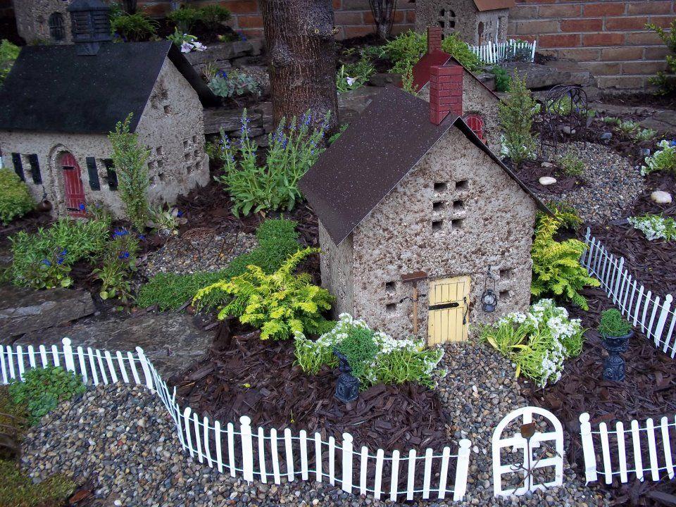 17 Best 1000 images about Fairy Garden on Pinterest Gardens Never