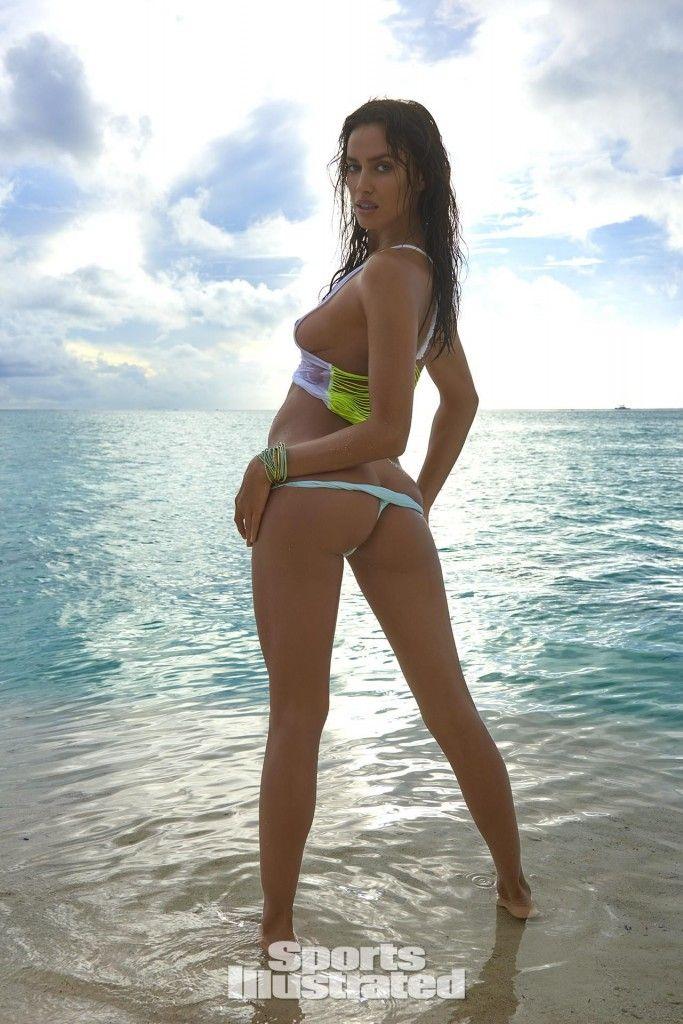 shayk topless Irina