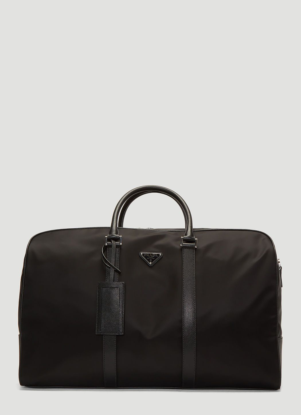 Nylon and Saffiano Leather Duffle Bag in 2019 | D E S I R E