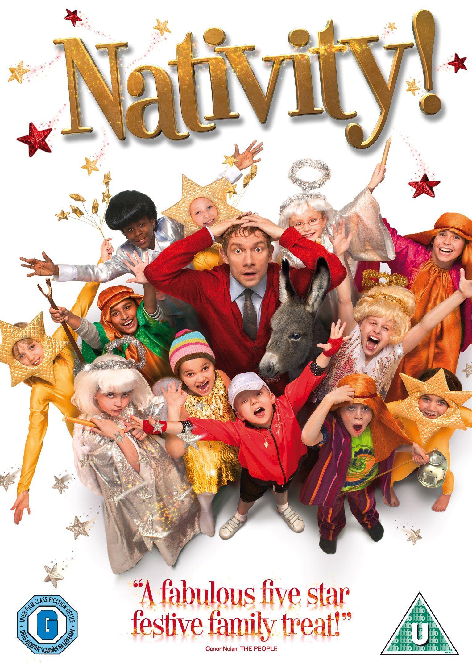 Nativity! [DVD] Nativity movie, Christmas movies
