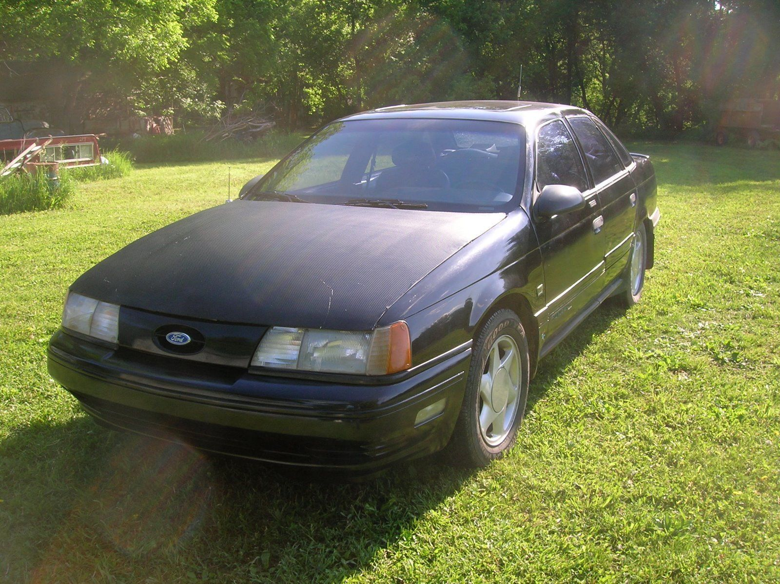 Crate Engine Replacement 1991 Ford Taurus Sho Ford Taurus Sho Crate Engines Ford Classic Cars