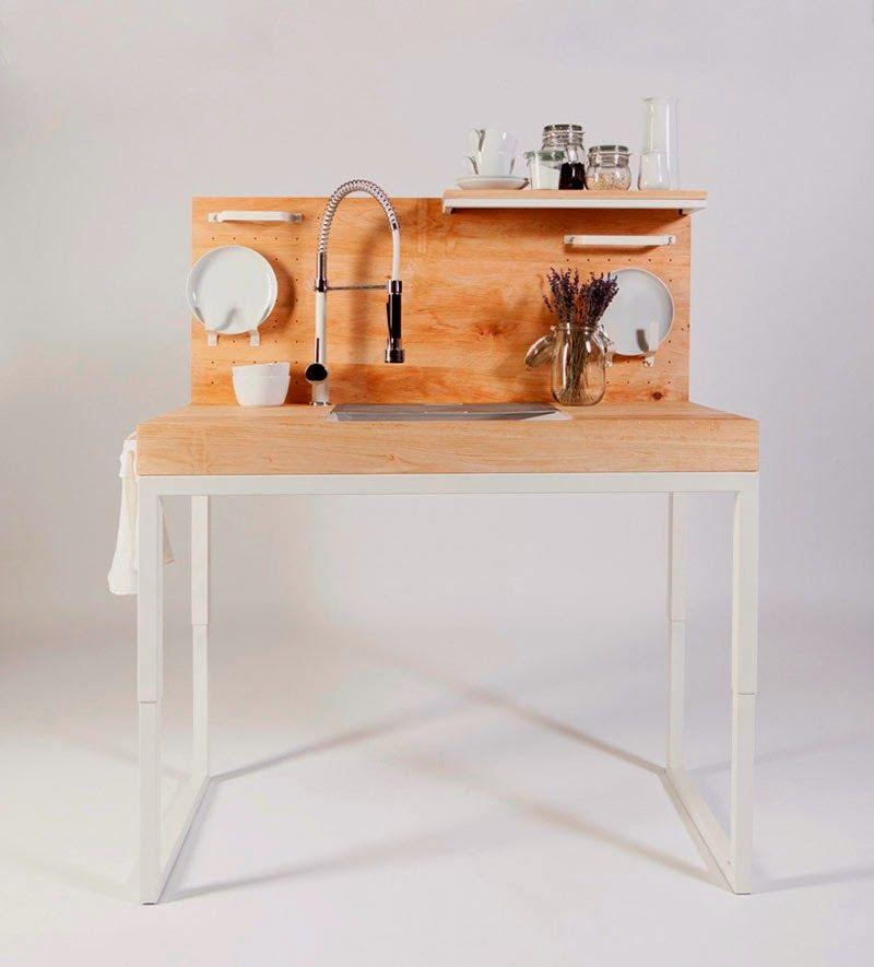 Dos cocinas de diseño independientes en 2018 | product design ...