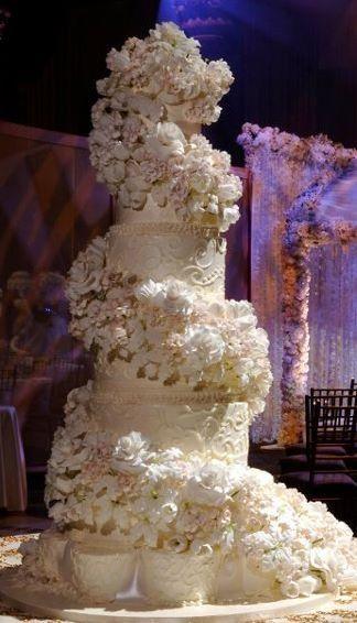 Bolo de casamento - wedding cake - luxury weddings