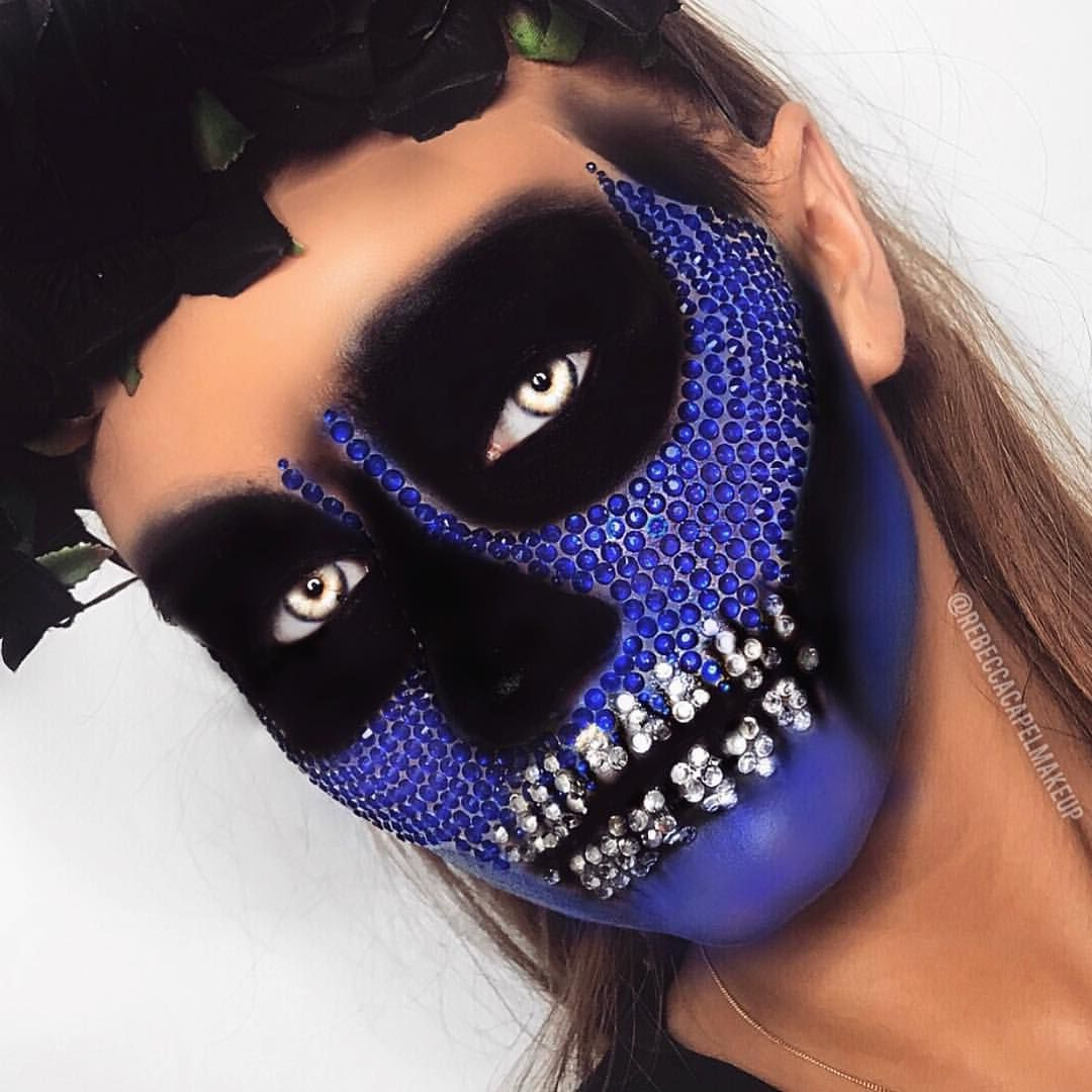 Pin by Delanie  on Halloween in   Pinterest  Makeup