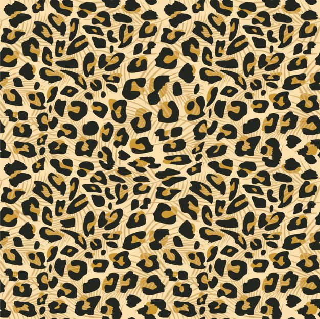Jaguar Skin Seamless Pattern Skin drawing, Background