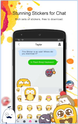 11 Apps To Get Free Emojis For Android Emoji Keyboard App Emoji