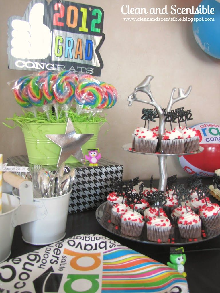 Preschool graduation party preschool graduation elementary schools and kindergarten - Kindergarten graduation decorations ...