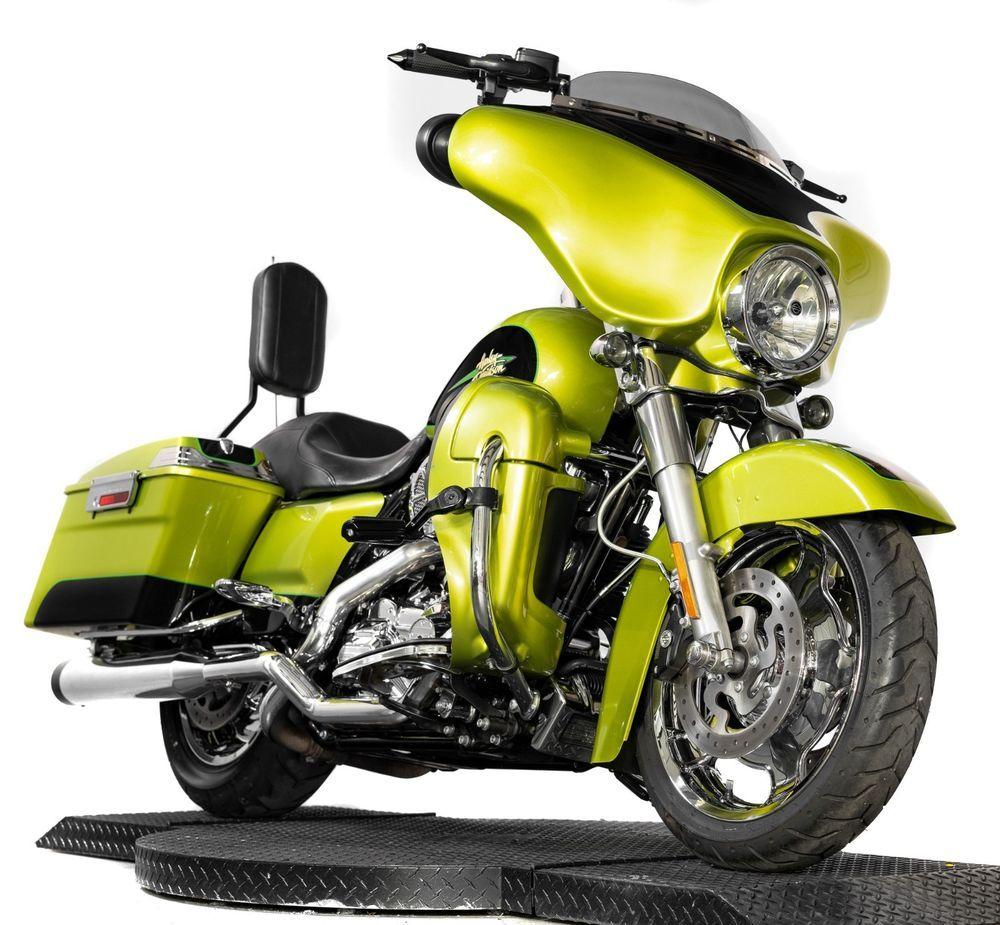 eBay: 2011 Harley-Davidson Touring 2011 Harley Davidson