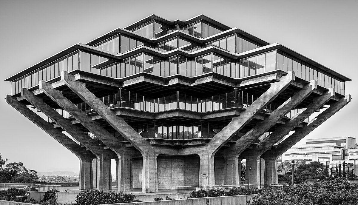 Фотография интересного здания или архитектуры