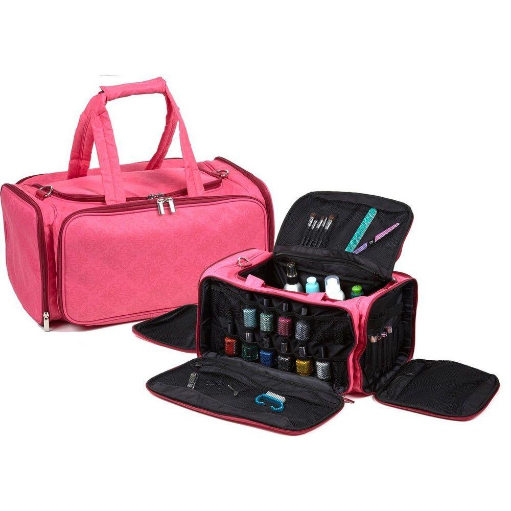 Ultimate Makeup Artist Nail Polish Travel Bag