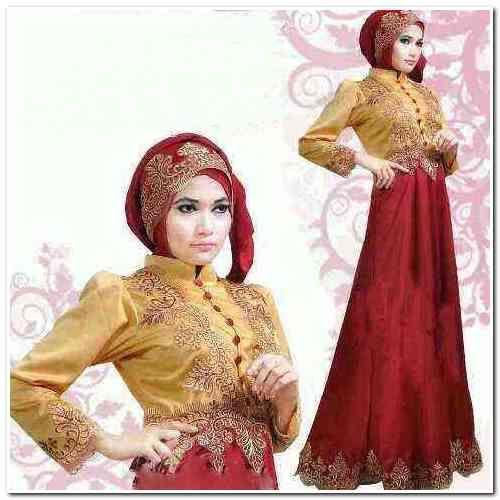 Maxi dress muslim jakarta