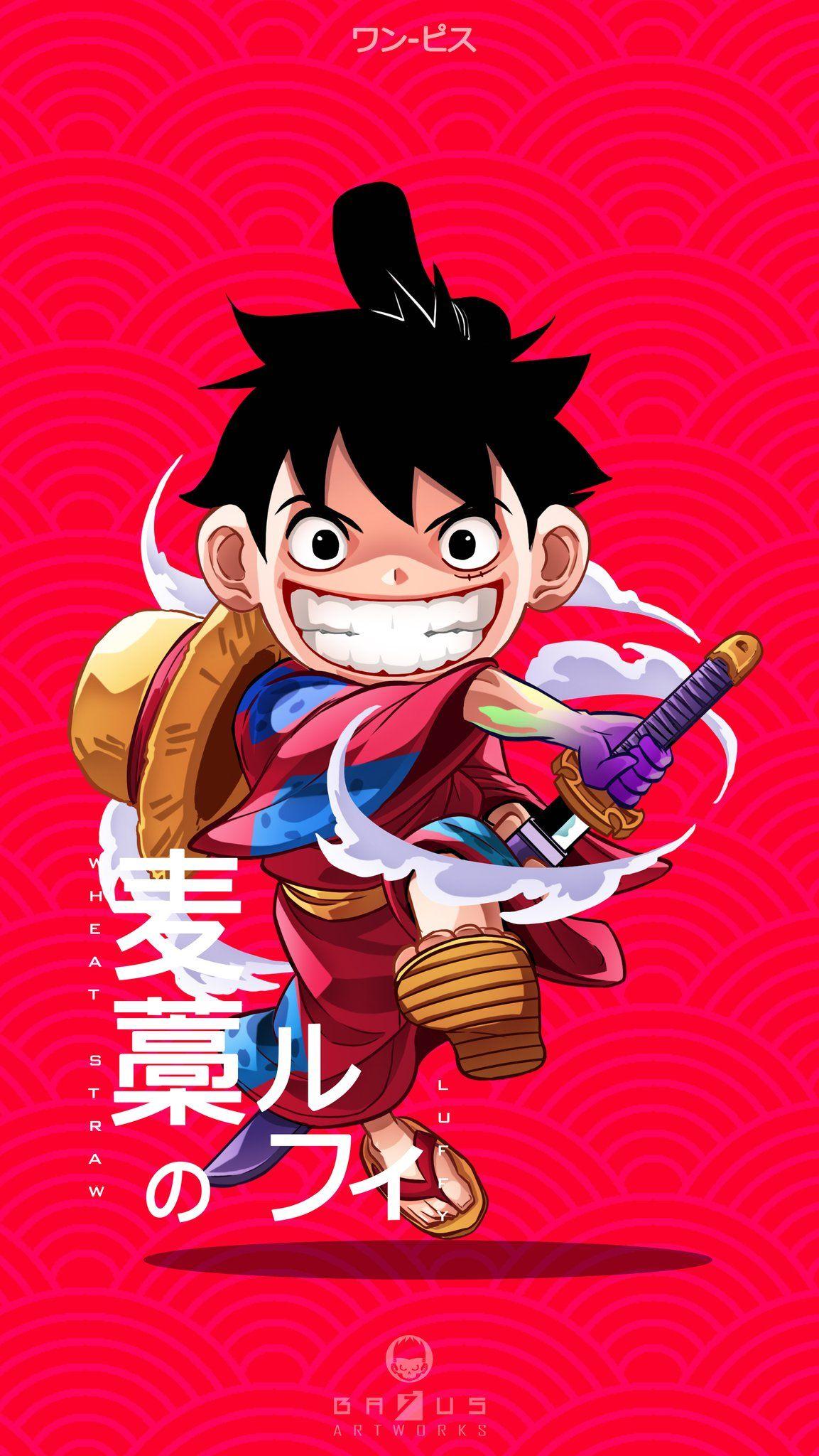 Monkey D Luffy By Bathara24 การ ต น ต วละครจากการ ต น ศ ลปะคาแรคเตอร