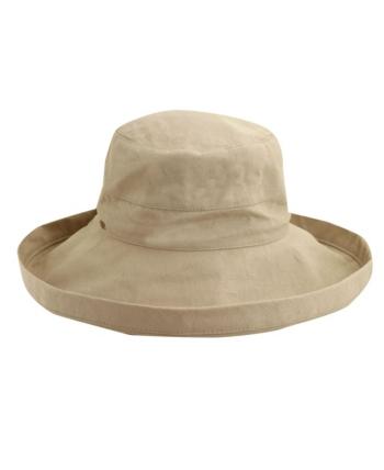 7dca0633d Scala Medium Brim Cotton Bucket Hat - Orange in 2019 | Products ...