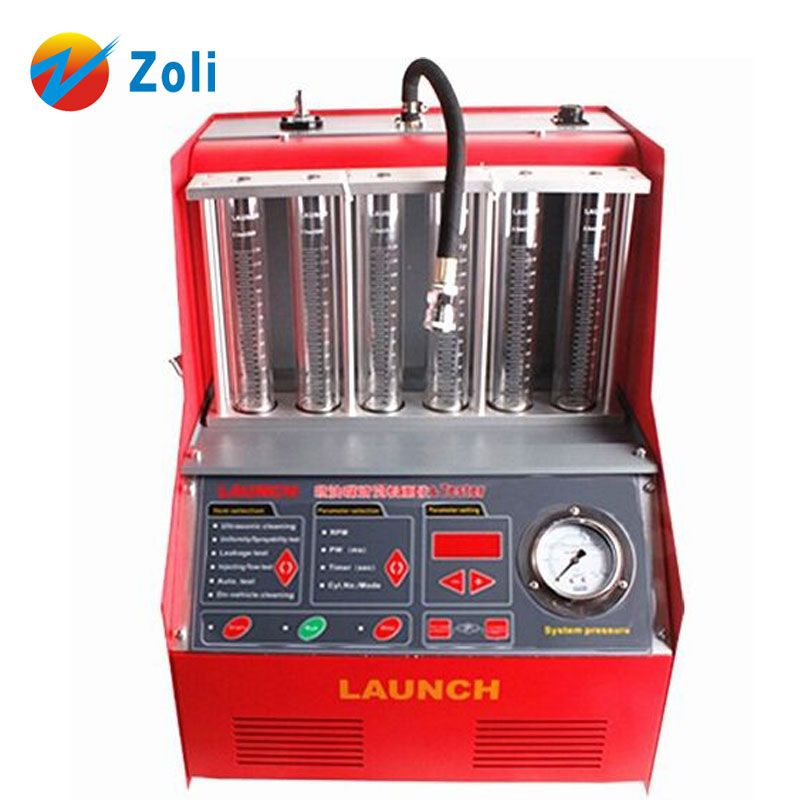 ORIGINAL 220V CNC602A INJECTOR CLEANER & TESTER