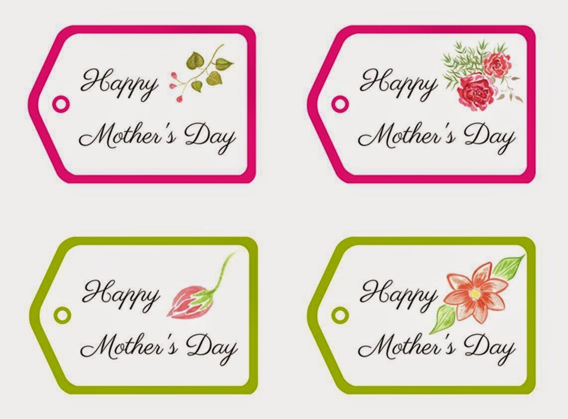 image regarding Free Printable Mothers Day Tags identify Moms Working day Tags - no cost printable playing cards/papercrafts