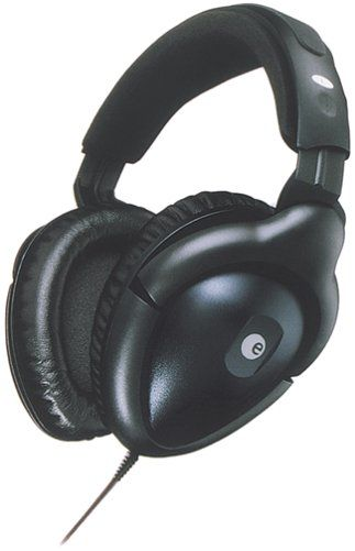 Sennheiser EH2270 Full Sized Over-Ear Dynamic Stereo Headphone (Discontinued by Manufacturer)