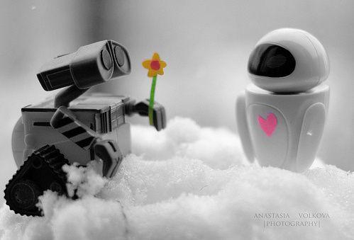 WALL - E :)