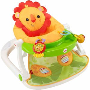 Fisher Price Sit Me Up Floor Seat With Tray Baby Seat Floor