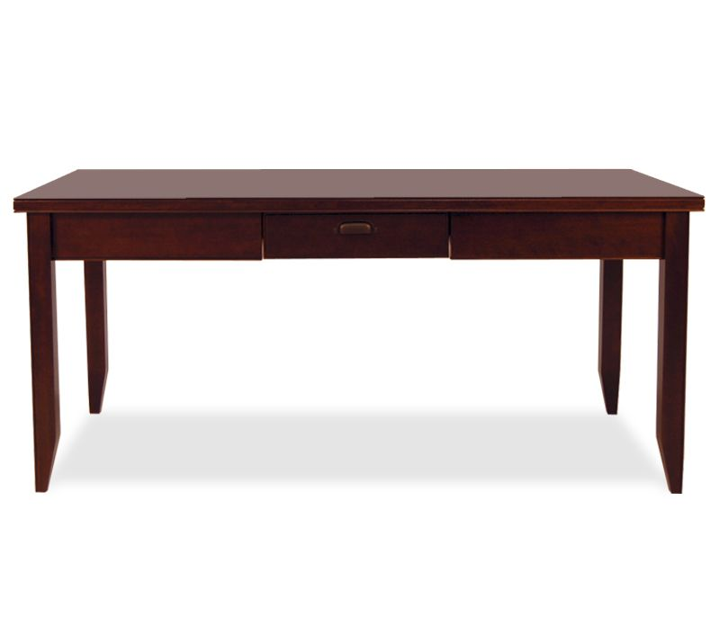 Tribeca Loft Writing Desk - Cherry - We have this desk and ...