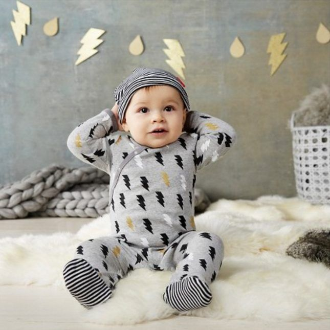 1caa694bda3 8 Cute Outfits for Bringing Baby Home from the Hospital via Brit Co ...