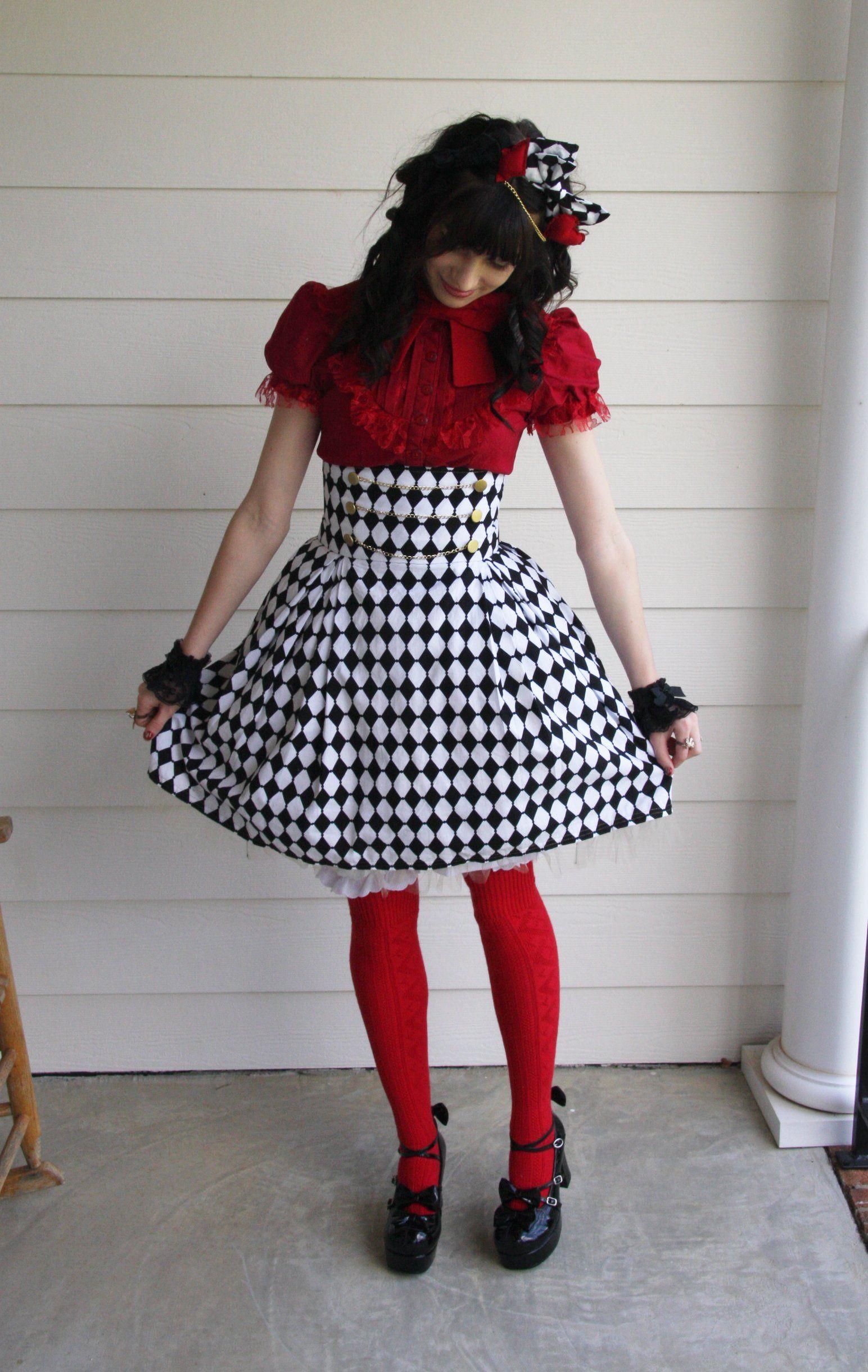 Patterns! High-Waisted Skirts | Kleidung