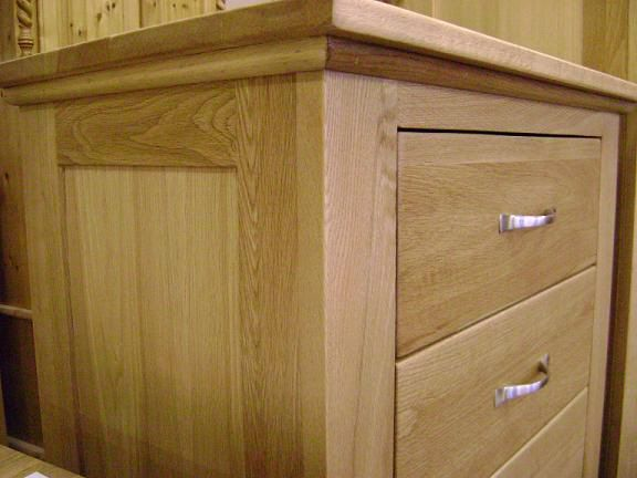 Oak trees are considered as the most solid ones in the world and the     Oxford Oak Bedroom Furniture Oxford Oak Bedroom Furniture Package offers  versatility and excellent value for money making this selection ideal for