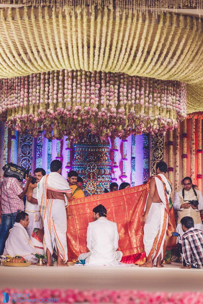 Virupa Naresh Hyderabad Telugu Wedding Marigold Tales South