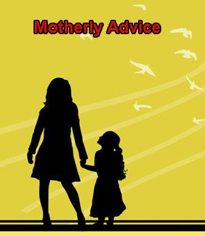 """Motherly Advice    » The best advice my mother ever gave me is """"Don't let other people make the choices for you and don't let no one push you around.""""  Gabriela, 11, Canada"""
