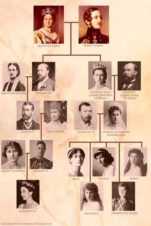 The romanovenglish connections and intermarriages russian the romanovenglish connections and intermarriages publicscrutiny Choice Image