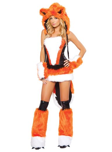 51.99 Sexy Fox Costume   MayKool.com What does the fox say  fd6cf780dc95