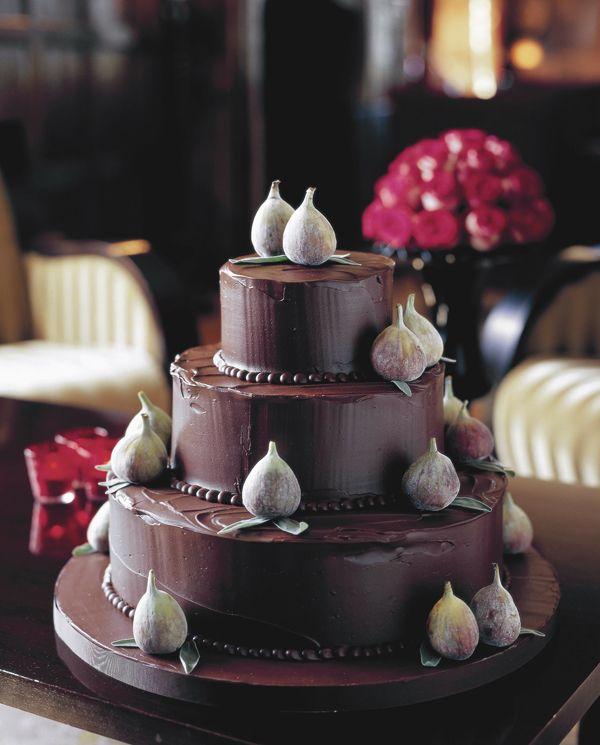 Chocolate Ganache & Figs By Little Venice