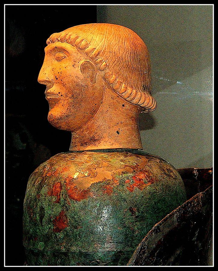 Il canopo etrusco Museo di Chiusi   #TuscanyAgriturismoGiratola