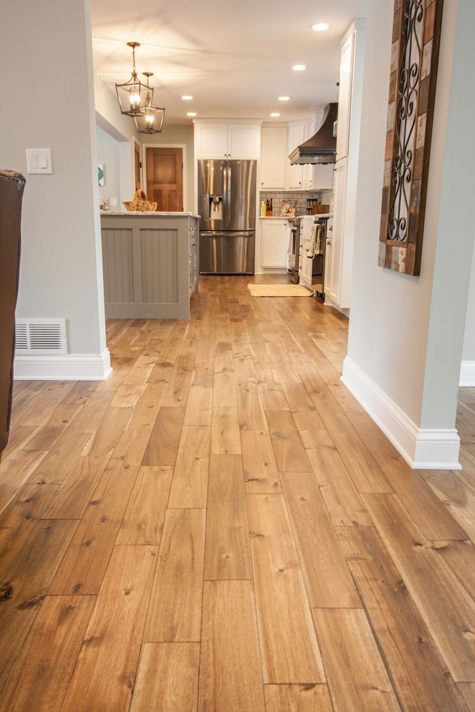 light wood floors in 2020 Living room wood floor, Solid