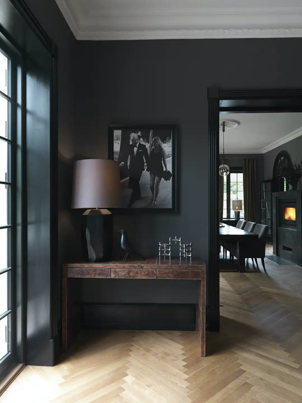 Photo of I dette ekstraordinære hjem er køkkenet kronen på værket
