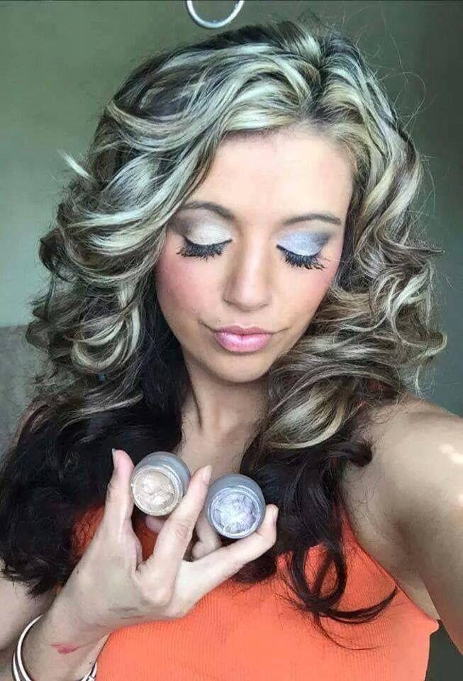 Splurge on yourself! Splurge cream eye shadows are the best!