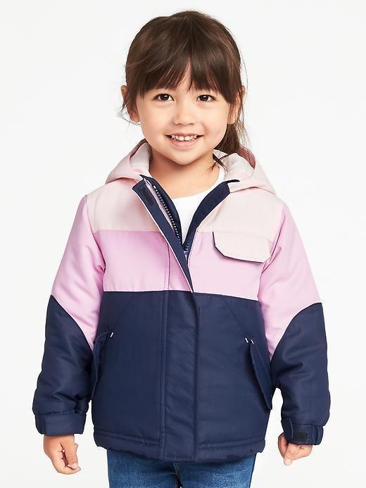 0dedd0ecc Old Navy 3-in-1 Snow Jacket for Toddler Girls